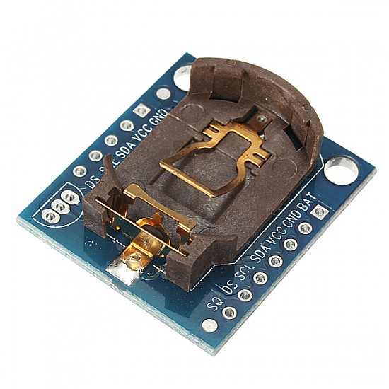DS1307 Real Time Clock I2C Module AT24C32 with Battery
