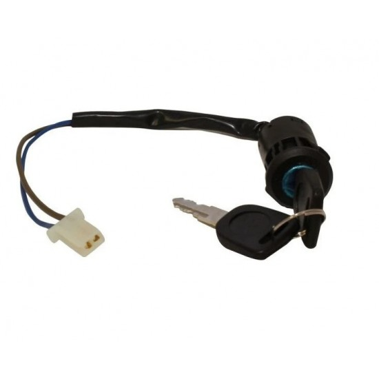 E-Bike Power Lock Ignition Key Switch