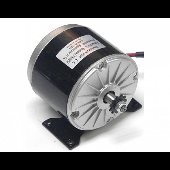 MY1016 350W 24V DC Motor for E-Bike - E-Bike -