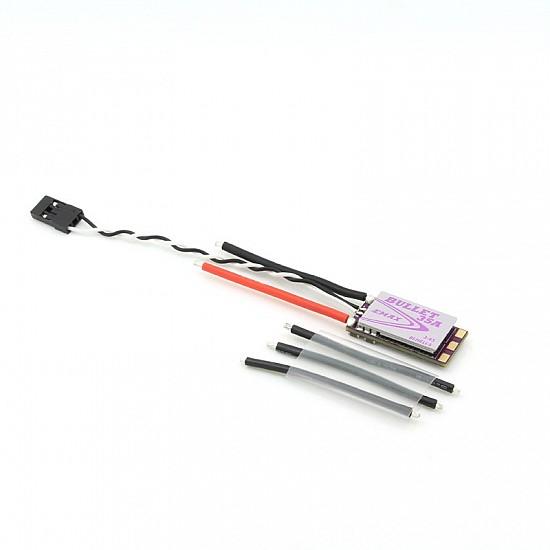 EMAX 35A 3-6S ESC BLHELI_S Bullet Series 6.3g Support Onshot42 Multishot - ESC - Multirotor