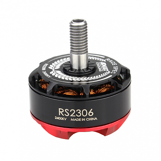 Emax 2400kv Brushless motor RS2306 - RaceSpec for FPV Drone - Brushless Motor - Multirotor