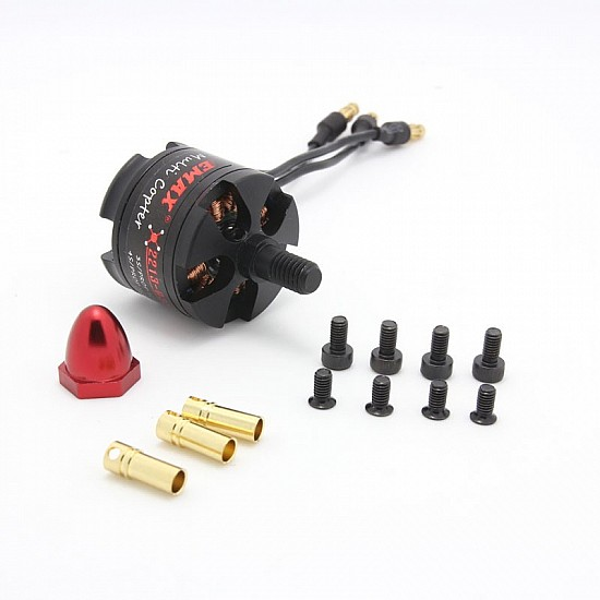EMAX 935KV CCW Multicopter Motor MT2213 with Propeller Pair 1045 - Brushless Motor - Multirotor