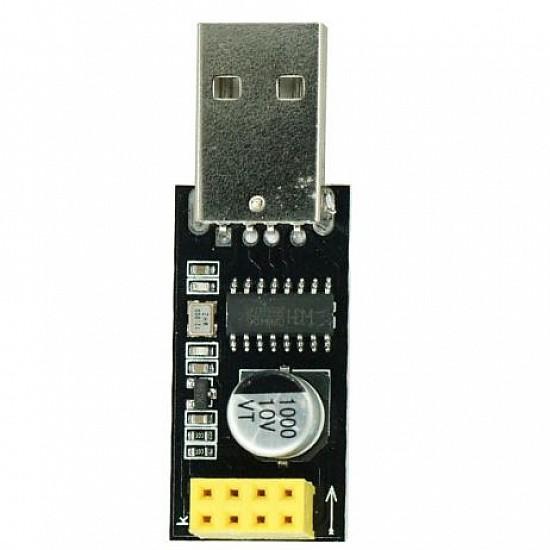 ESP-01 USB to UART/ESP8266 Adapter Programmer