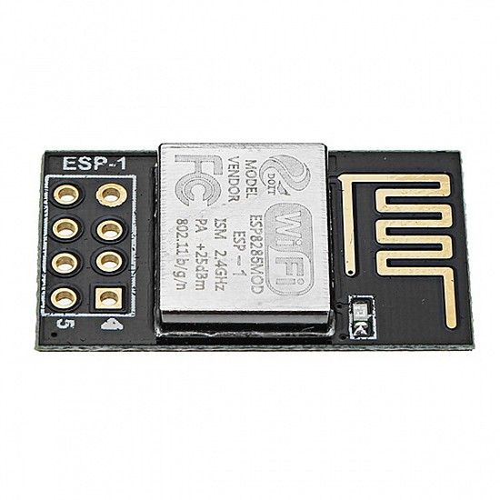 ESP8285 ESP-1 Serial Wireless WiFi Transmission Module Compatible With ESP8266