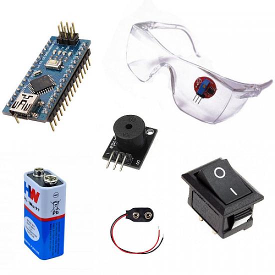 Eye Blink Sensor Project Kit