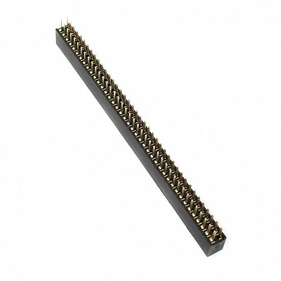 Female Header Burg Strip 40X2 Pin