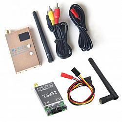 FPV 5.8G 600mW TS832 48CH Wireless AV Transmitter and RC832S 32CH Wireless AV Receiver