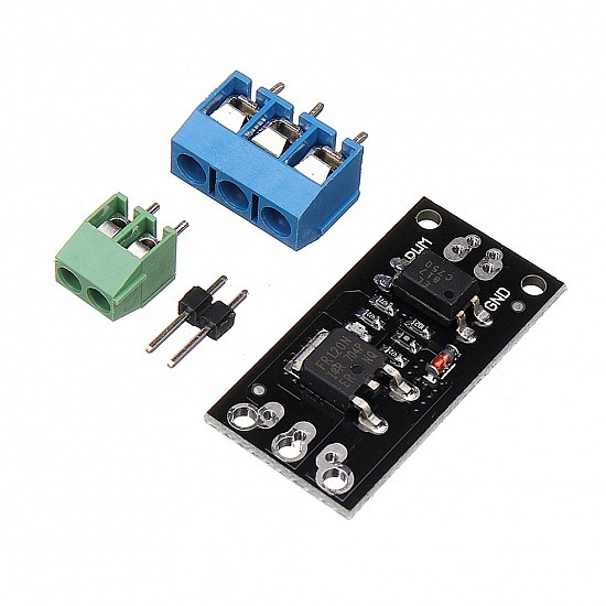 FR120N Isolation MOSFET MOS Tube FET Module PWM Relay Switch