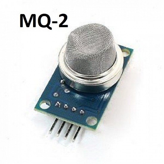 MQ-2 Smoke/LPG/CO Gas Sensor Module