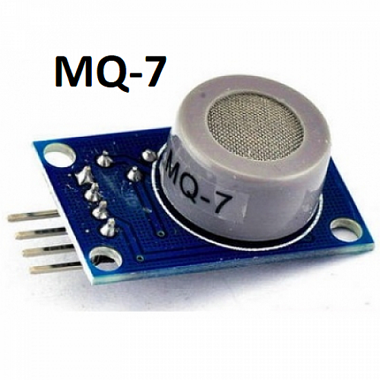 MQ-7 CO Carbon Monoxide Coal Gas Sensor Module