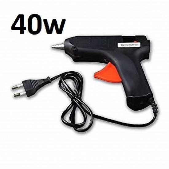 Hot Glue Gun 40W with 2 Glue sticks