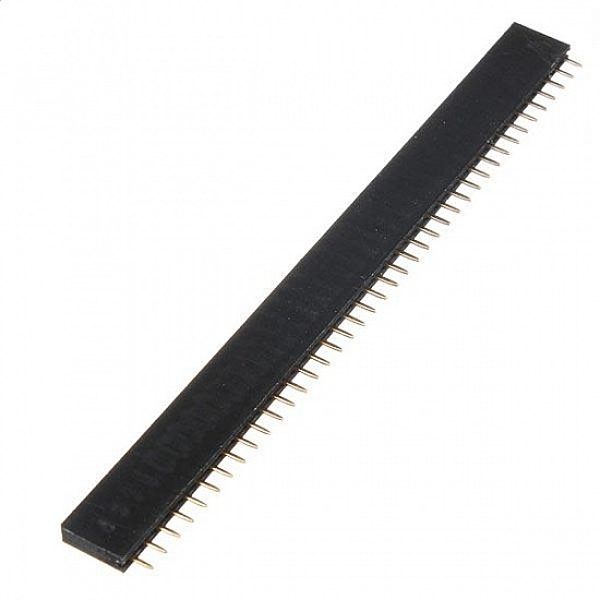 2mm Pitch Female Burg Strip 40 pin - 5 pcs - Other - Arduino