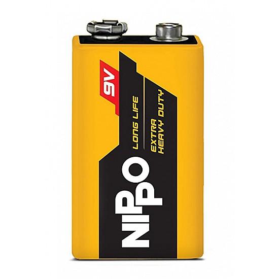 High Quality NIPPO 9V Battery