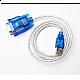 HL340 USB To DB9 Male 9 Pin RS232 Serial Port COM Adapter Cable