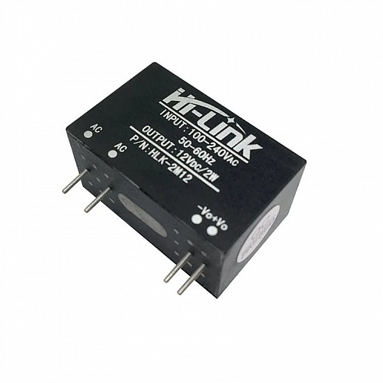 HLK-2M12 12V/2W Switch Power Supply Module
