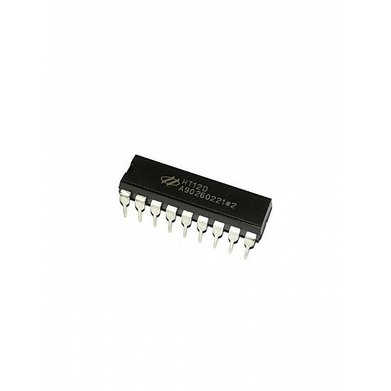 HT12D RF Decoder IC