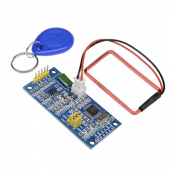 HZ-1050 RFID Module with ID Button Card