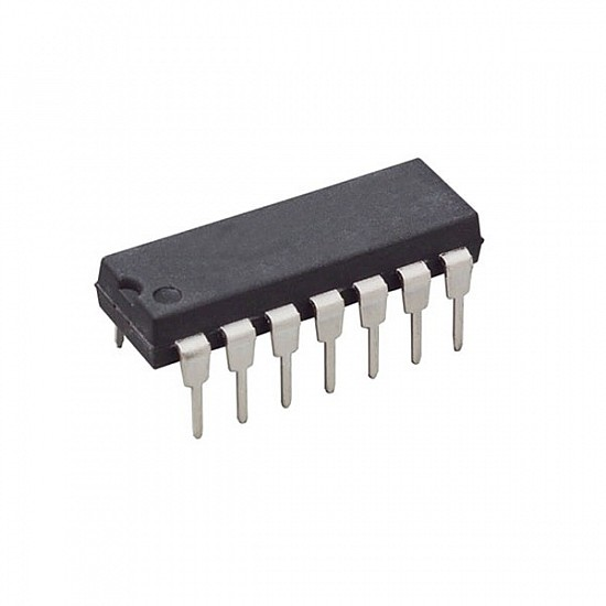 IC 74ACT32 Quad 2-Input/Gate Dip