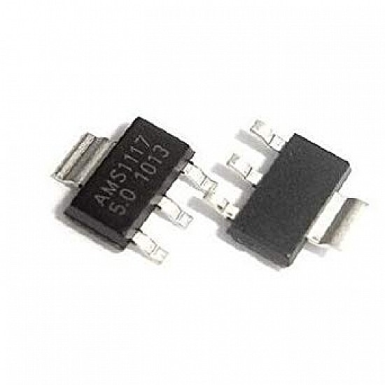 LM1117 5 Volt SOT223  Voltage Regulator IC - ICs - Integrated Circuits & Chips - Core Electronics