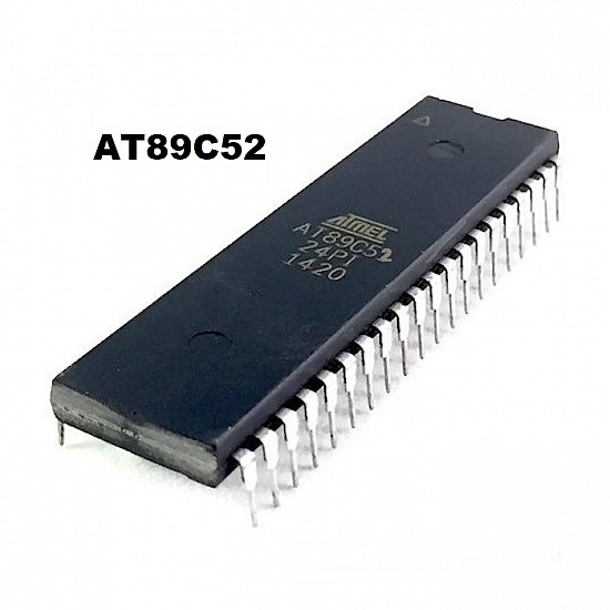 AT89C51 Microcontroller IC - ICs - Integrated Circuits & Chips - Core Electronics