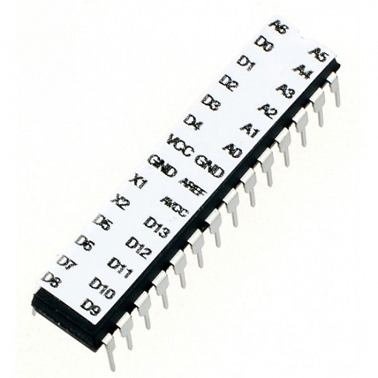 ATmega328 Microcontroller IC - ICs - Integrated Circuits & Chips - Core Electronics