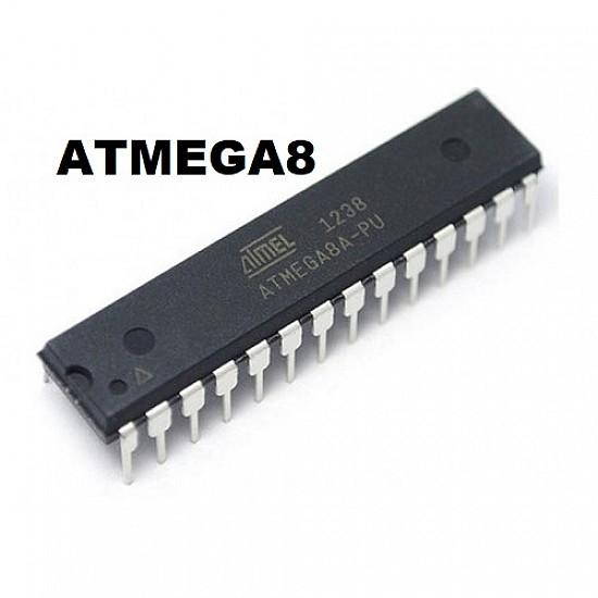 Atmega8 Microcontroller IC - ICs - Integrated Circuits & Chips - Core Electronics
