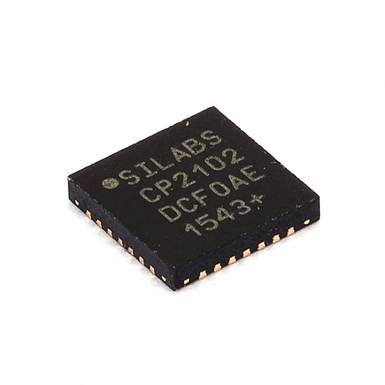 CP2102 - USB to Serial TTL Bridge Controller - ICs - Integrated Circuits & Chips - Core Electronics