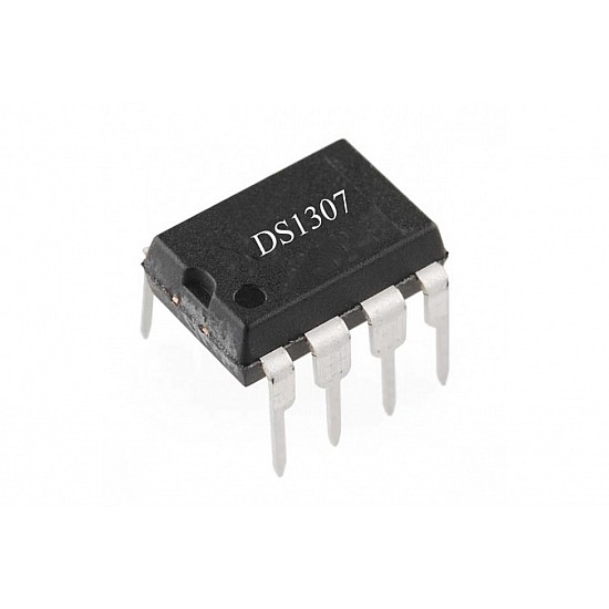DS1307 PDIP-8 Real Time Calendar and Clock - ICs - Integrated Circuits & Chips - Core Electronics