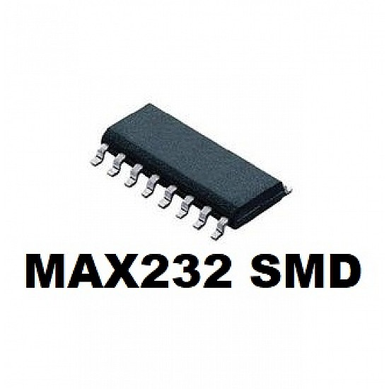 MAX232CSE SOIC-Narrow-16 RS-232 Interface IC - ICs - Integrated Circuits & Chips - Core Electronics
