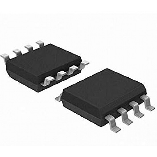 MCP602-I/SN Operational Amplifier,Dual,2 Amplifier,2.8 MHz,2.3 V/Μs,2.7V To 5.5V,SOIC,8 Pins - ICs - Integrated Circuits & Chips - Core Electronics