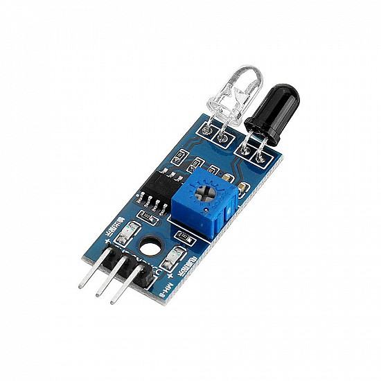 Infrared Line Following and Obstacle Avoidance Sensor For Arduino Smart Car Robot - Sensor - Arduino