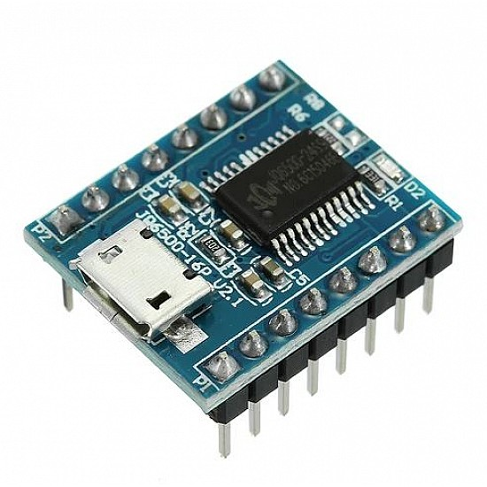 JQ6500 Mini MP3 Voice Module