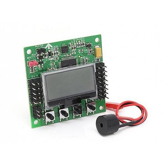 KK2.1 Multi-rotor LCD Flight Control Board