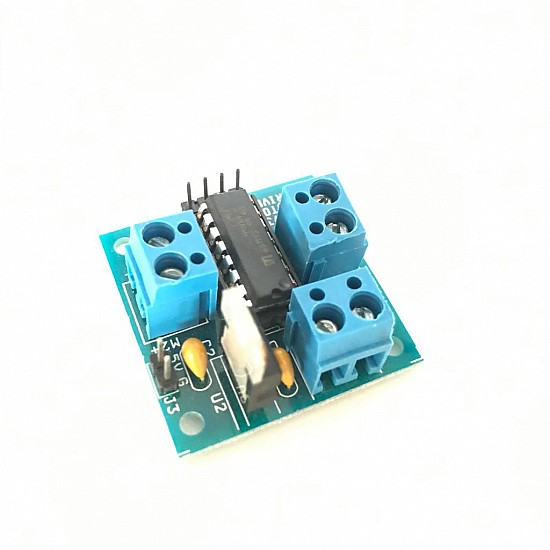L293D Motor Driver / Stepper Motor Driver Module for ARDUINO and DIY PROJECTS - Stepper Motor and Drivers - Motor and Driver