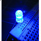 Blue LED 5mm Pack Of 5 (Light Emitting Diod) - Other -