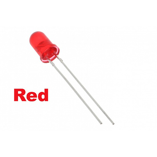 Red LED 5mm  (Light Emitting Diod) - Other -