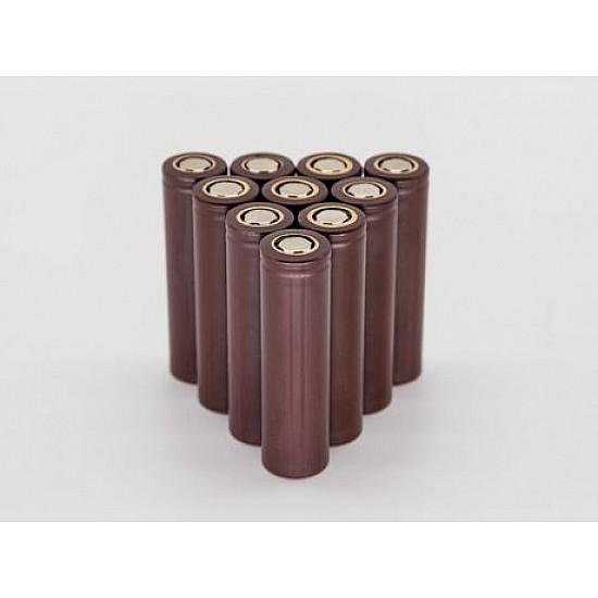Li-Ion 18650 3.7V 2000MAH Battery-1C