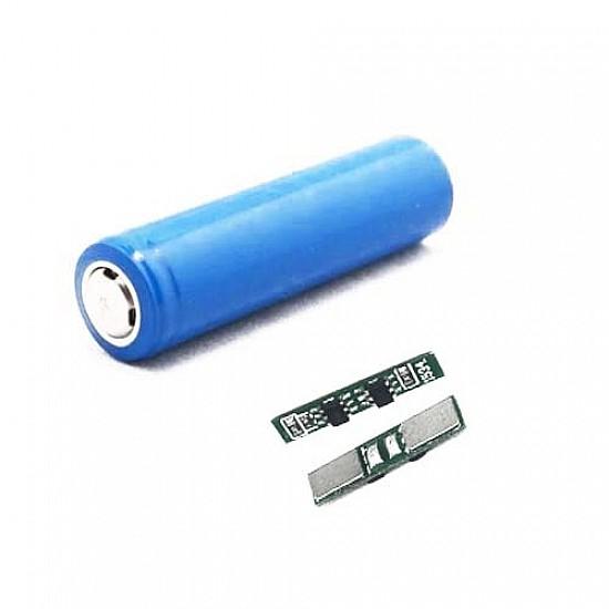 LI-ION 3.7V 2200MAH WITH Charger Protection Circuit Kit LI-ION - Other -