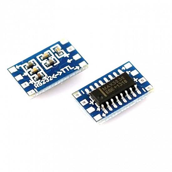 MAX3232 Mini RS232 to TTL Converter Module