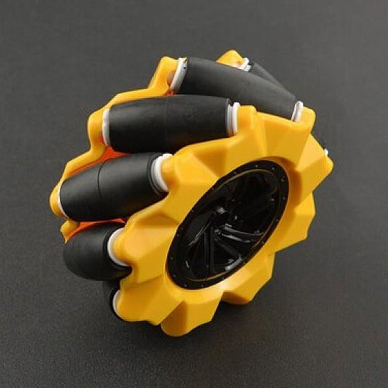 Mecanum Wheel 80mm for TT Motor l 2pcs