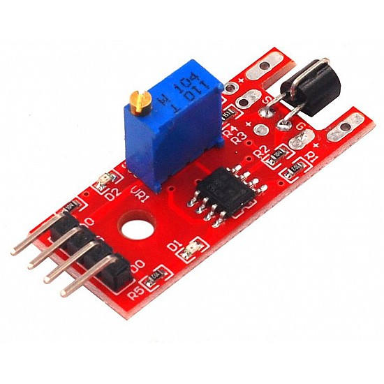 Metal Touch Sensor Module