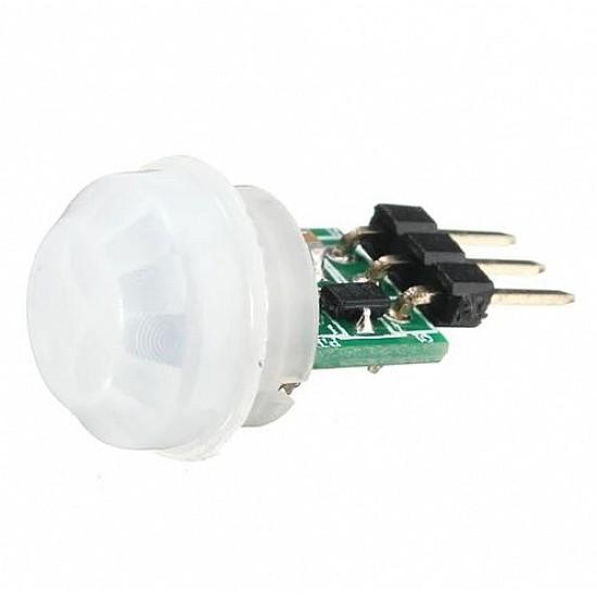 Mini IR Pyroelectric Infrared PIR Motion Human Sensor
