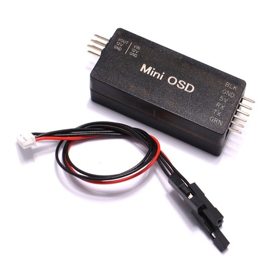 Minim OSD On Screen Display Module For Flight Controller - Multirotor -