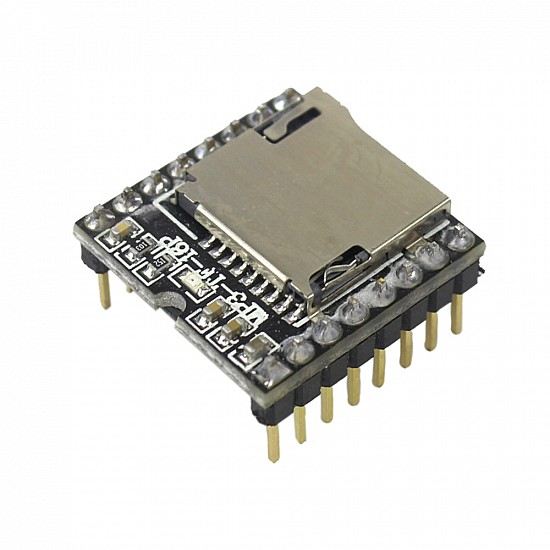 MP3-TF-16P MP3 SD Card Module with Serial Port