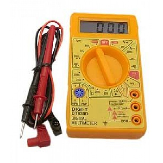 Digital Multimeter DT830D - Multipurpose Electric meter - Other -