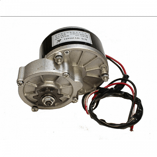 MY1016 250W 24V DC Motor with gear for E-Bike | Electric bicycle - Original Unite
