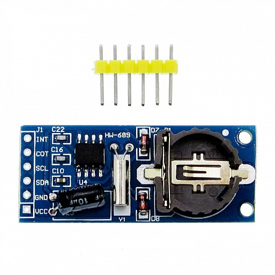 PCF8563 PCF8563T 8563 IIC Real Time Clock RTC Module