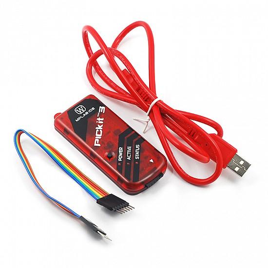 PICKIT3 USB PIC Programmer/Debugger