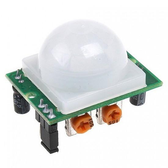 PIR Motion Detector Sensor Module - Sensor - Arduino
