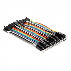 20cm Male To Female Jumper Cable Wire For Arduino - 10pcs